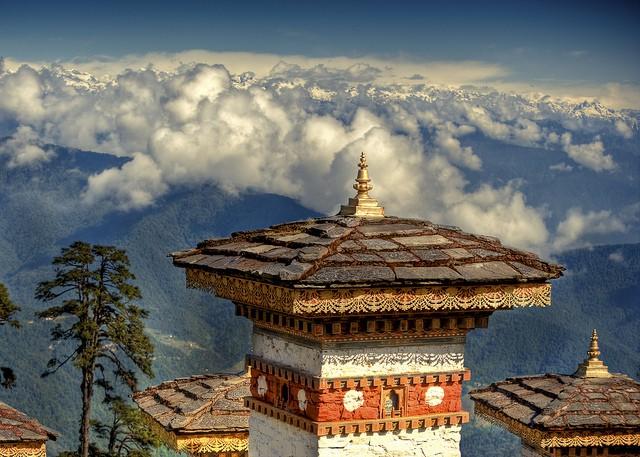 Bhutan by Göran Höglund (Kartläsarn) (via Flickr)