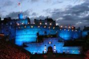 Edinburgh Castle by Ad Meskens, Wikimedia Commons