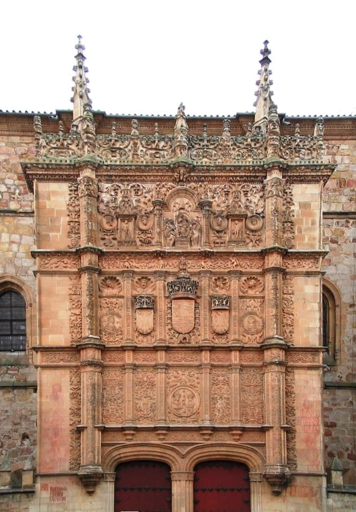 University of Salamanca by Valyag, Wikimedia Commons