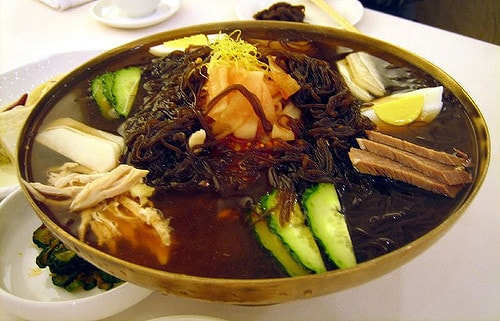 Naengmyeon by Prince Roy via Flickr