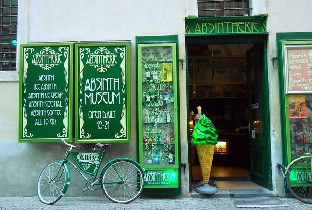 Absinthe by Colores Mari (via Flickr)