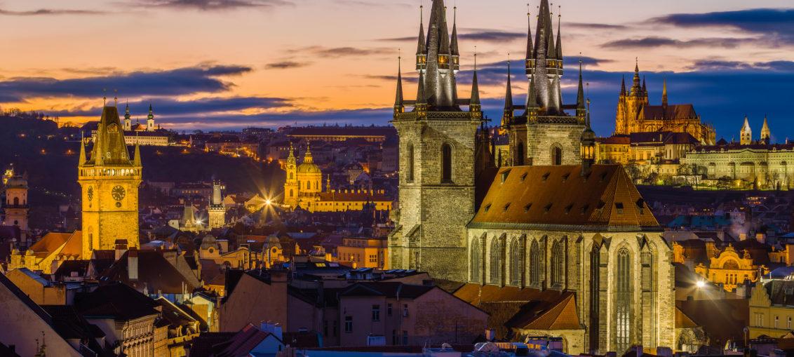 Prague by Jiuguang Wang (via Flickr)